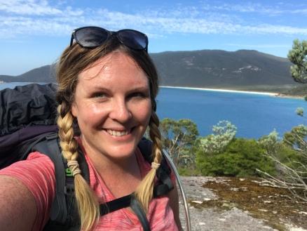 Hiking Wilsons Prom, VIC, Aus