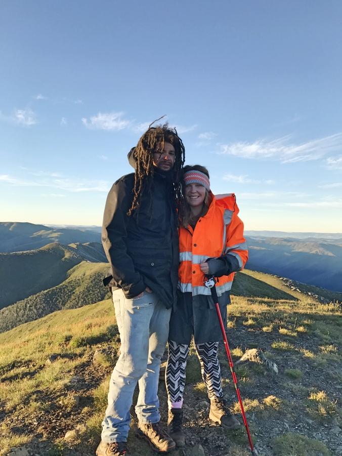 Victorias highest peaks hike